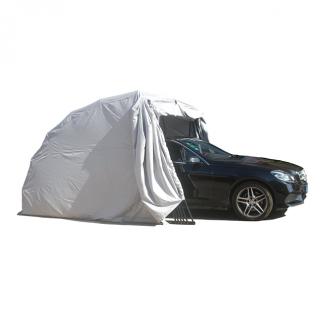 Ръчен сгъваем гараж за автомобил